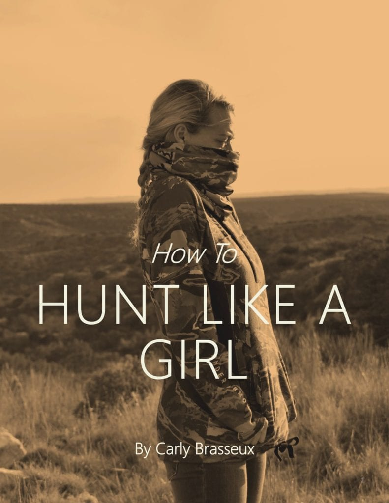 Hunt Like A Girl- Valentines day Gift
