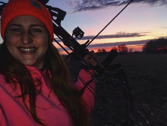 hunting in the dark