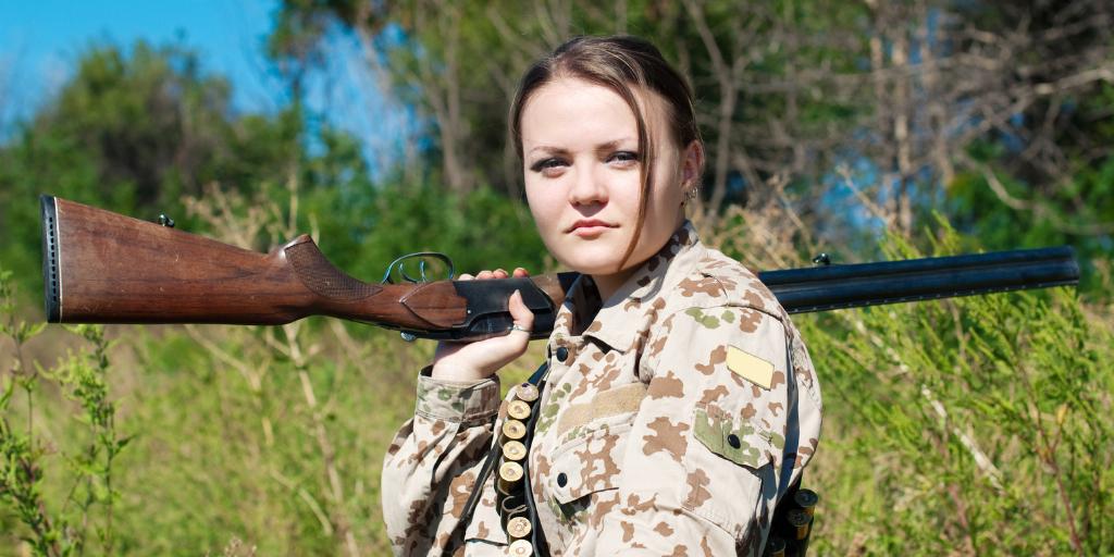 raising a girl to hunt